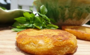 Recette à base de patate douce
