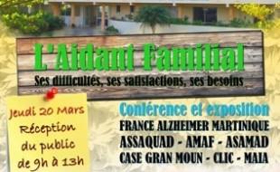 Conférence et exposition : l'aidant familial