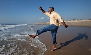 70 % des 65 ans et plus se déclarent heureux !