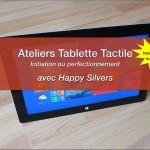 Apprenez à utiliser votre tablette tactile