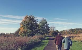 Une étude sur le bien vieillir des couples seniors