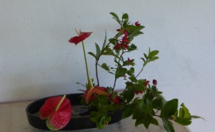 Centre d'art floral Ikebana