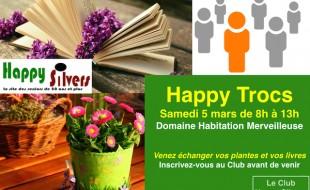 Happy Trocs, le 5 mars