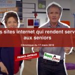 Des sites internet qui rendent service aux seniors