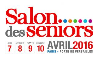 Le salon des seniors à Paris du 7 au 10 avril