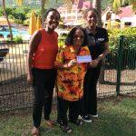 Clotilde, 76 ans, la gagnante de notre jeu concours