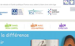 A la découverte du site pourbienvieillir.fr