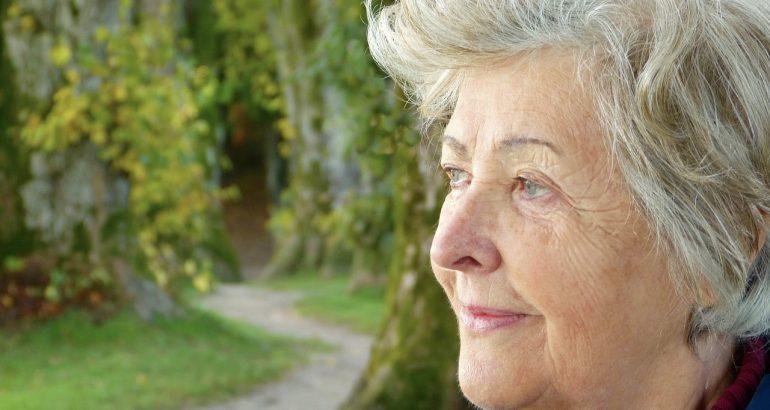 femme senior