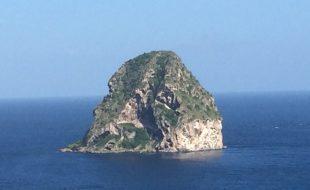 Rocher du Diamant -Martinique