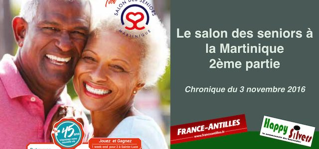 Le Salon Des Seniors 3 Jours Pour S Informer 2 Happy
