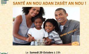Conférence Santé de Krisalyde le 29 octobre