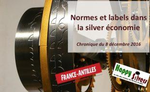 Normes et labels dans la silver économie