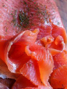 saumon fume