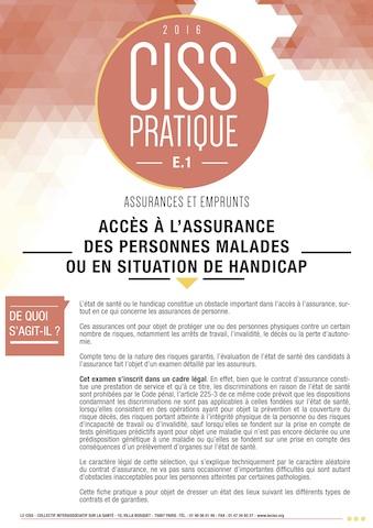 26-Acces Assurance malades-handicap-fiche-CISS
