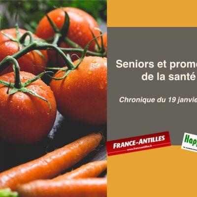 Seniors et promotion de la santé