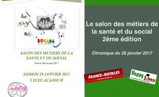 2ème édition du salon des métiers de la santé et du social