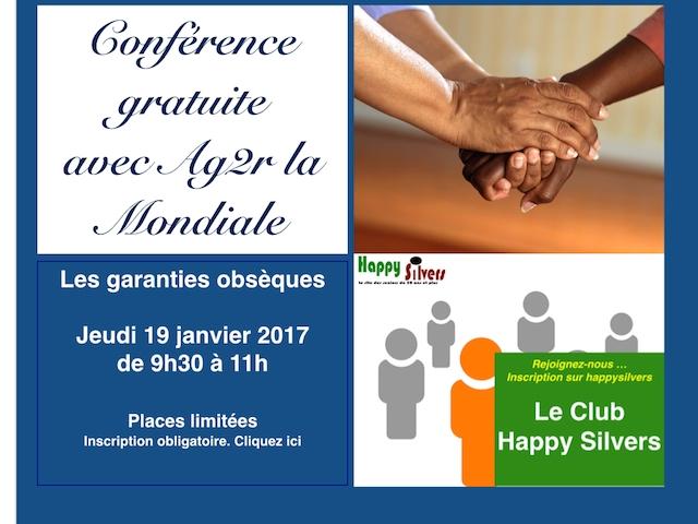 Conférence gratuite AG2R La mondiale