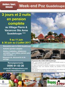 week-end Poz Guadeloupe