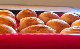 Petits pains façon traiteur maison