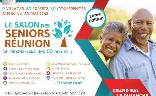 2ème édition du salon des seniors à la Réunion