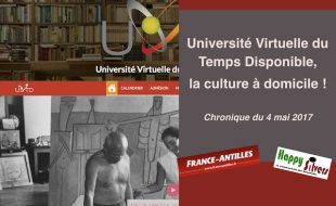 L'Université virtuelle du temps disponible : la culture à domicile