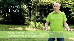 Yvon Durand - conseiller technique national Federation francaise de cyclotourisme
