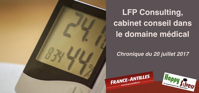 LFP Consulting, un cabinet conseil en silver économie dans le domaine médical
