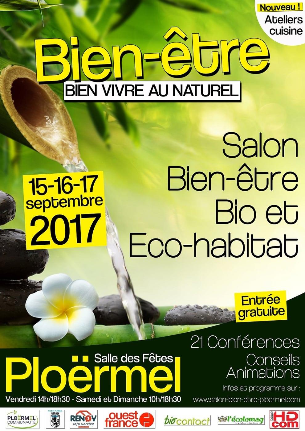 Salons bio et bien tre du 2nd semestre 2017 happy silvers - Salon bio et bien etre ...