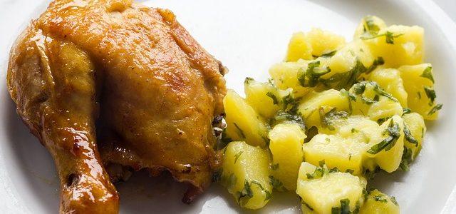 plat poulet fouchet'matnik