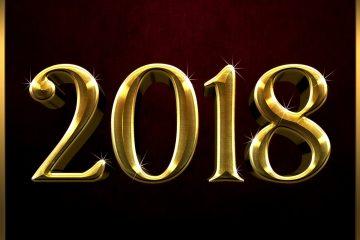 Très bonne et belle année 2018