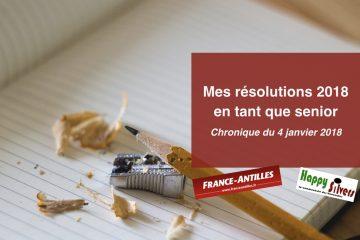 Mes résolutions pour l'année 2018 : ce que je ferai et ne ferai plus
