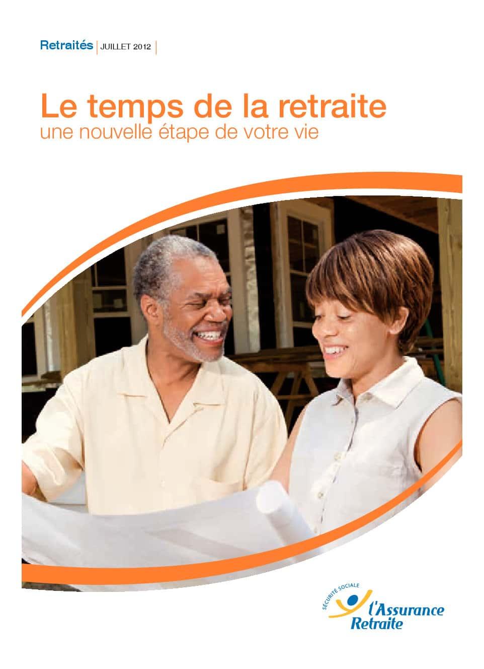 Le temps de la retraite