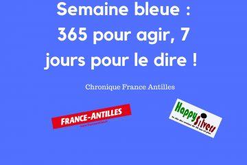 Semaine Bleue 2013 : 365 pour agir, 7 jours pour le dire !