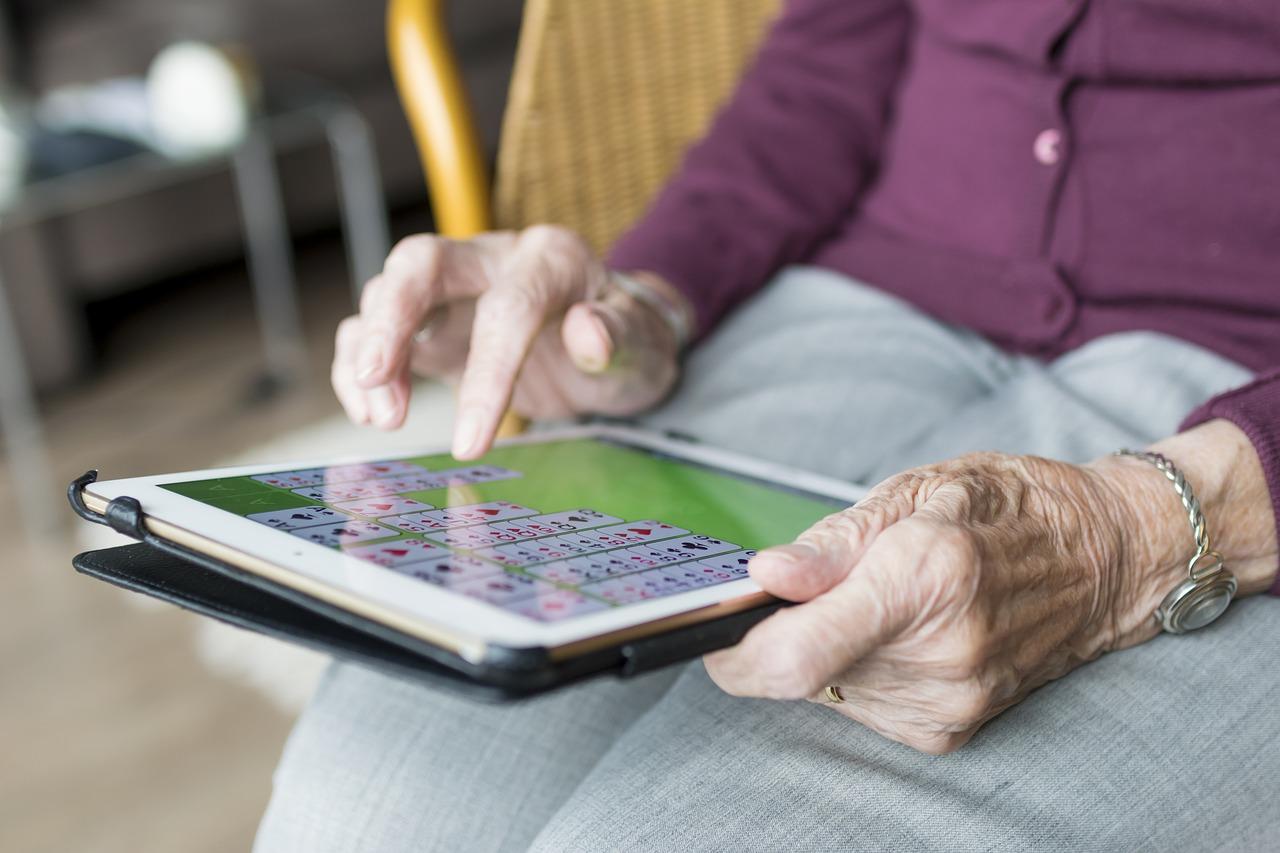 tablettes tactiles seniors