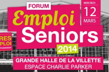 Forum de l'emploi seniors