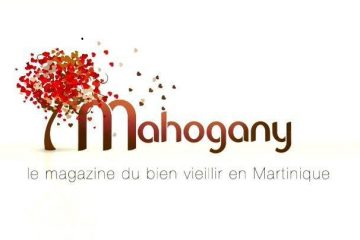 Magazine TV Mahogany