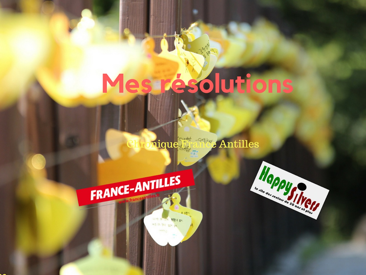 resolutions chronique