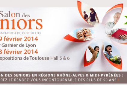 Le salon des seniors à Toulouse