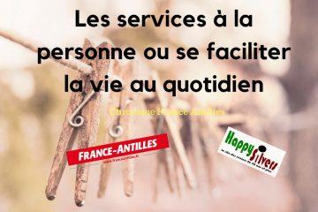 Les services à la personne ou se faciliter la vie au quotidien