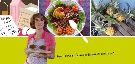 carnets de cuisine visuel