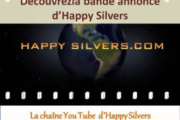 Bande annonce d'Happy Silvers sur You Tube