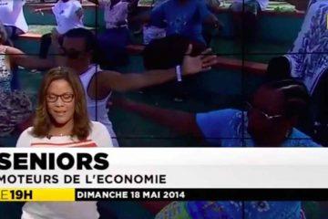 Week-end Poz au JT de Martinique 1ère