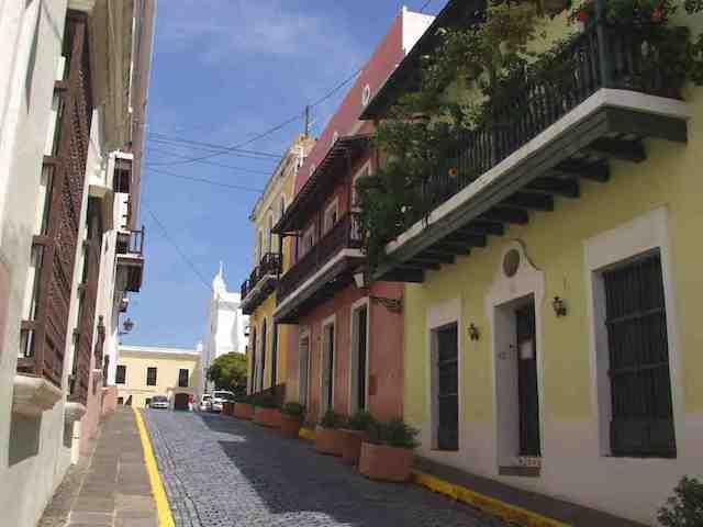 porto rico ville