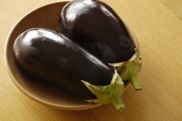 Trois légumes incontournables : l'aubergine