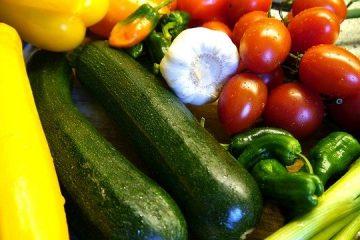 Salade tiède by Carnets de cuisine