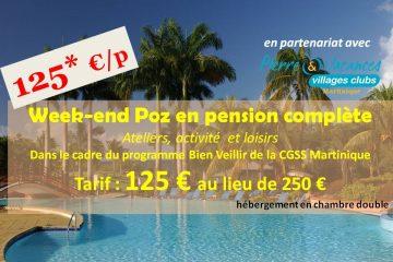 Un week-end Poz à 125 €