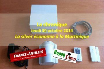 La silver économie à la Martinique, c'est maintenant !