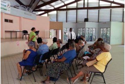 Rentrée de l'association Objectif Prévention Martinique