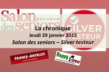 Le salon des seniors à Paris, un événement incontournable