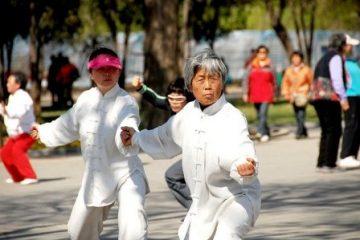 Le tai-chi, une discipline bonne pour la santé des seniors